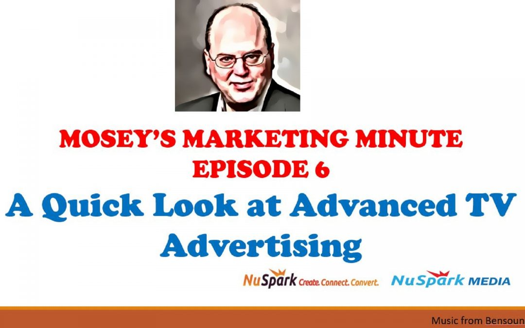 A Quick Look at Advanced Television Advertising Tactics